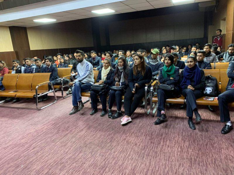 Seminar photo 1 of national youth council at swsc - kartik 2075